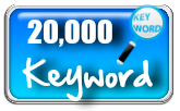 20,000 Keyword Traffic