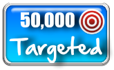 50,000 Targeted Visitors